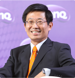 Conway Lee - President & CEO, BenQ Corp.