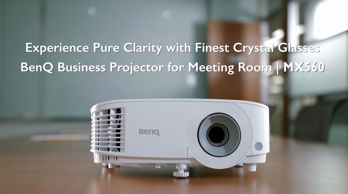 BenQ EX560 Meeting Room Projector for Presentation 2020