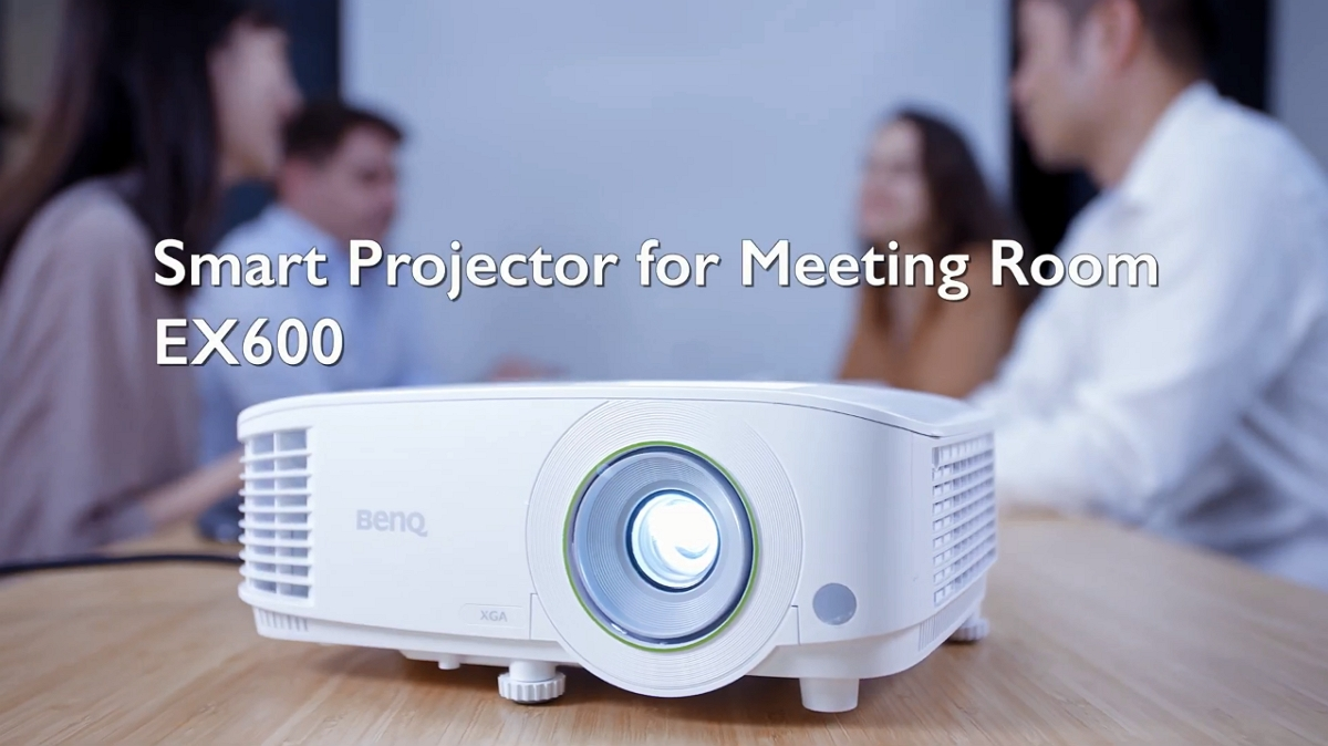 BenQ Wireless Smart Projector for Business