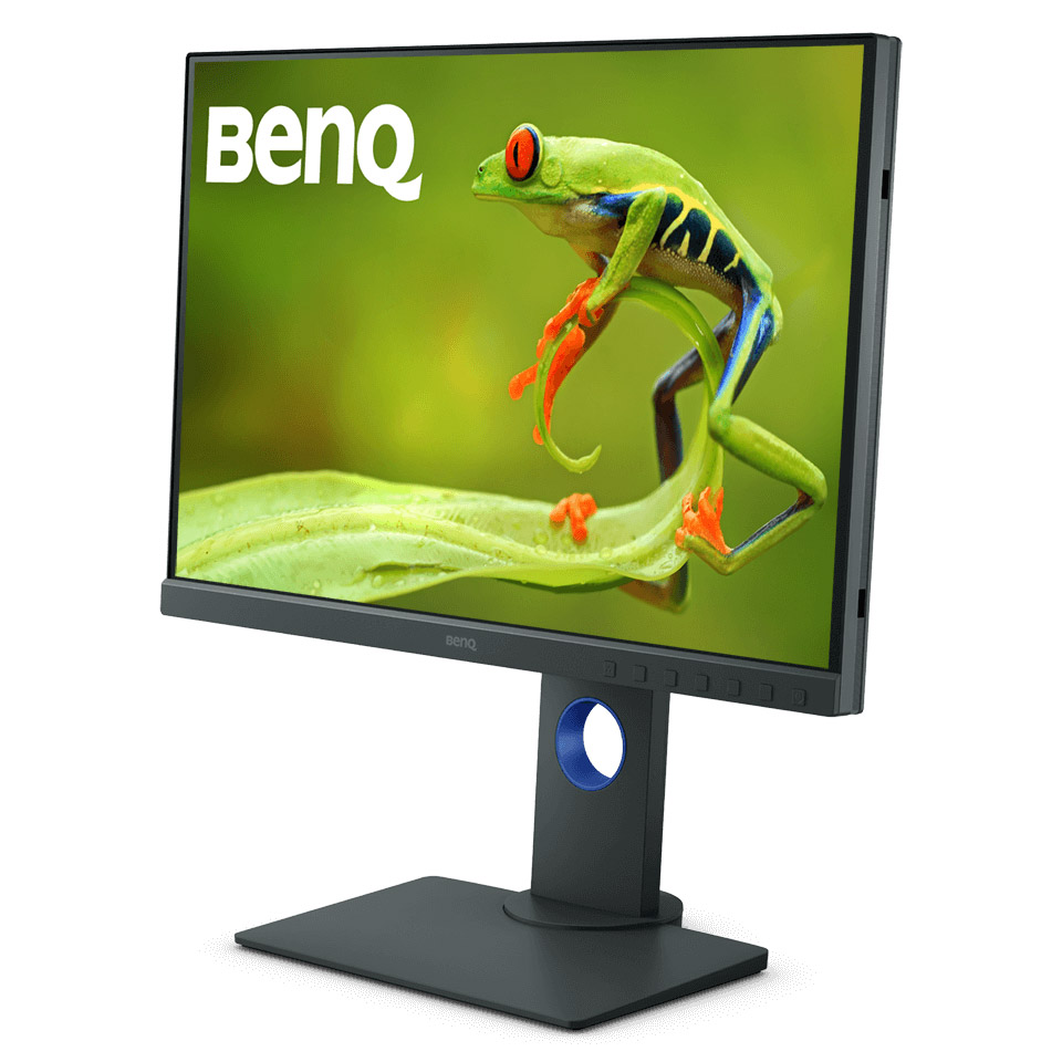 is a computer monitor an output device