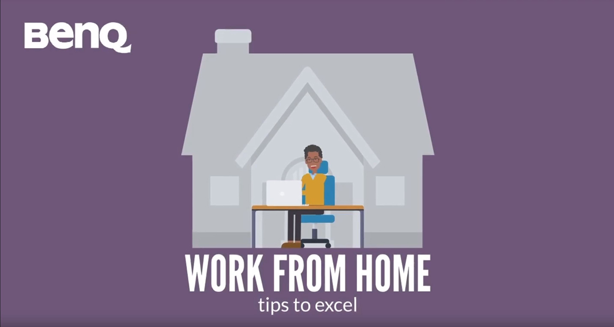 Tips for you to excel in working from home.