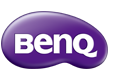 BenQ Logo for consumer electronics products incl. 4k monitor, hdr monitor, 4k gaming monitor, usb c monitor, eye care monitor, 4k projector, 4k hdr projector, home cinema projector