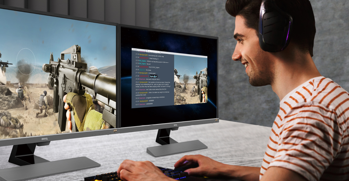 What Are the Benefits of Dual Monitor Setup for Gaming?