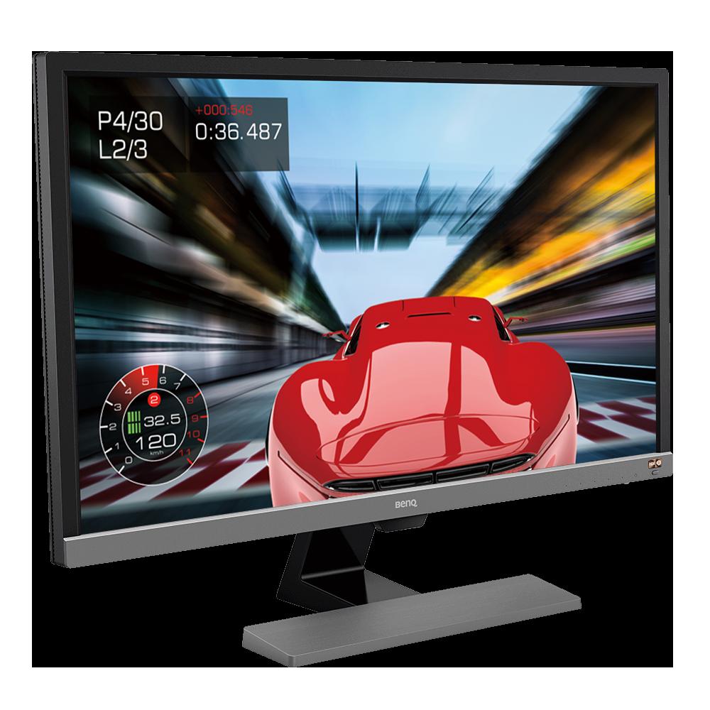 EL2870U 4K Gaming Monitor 144Hz with Eye-care Technology | BenQ