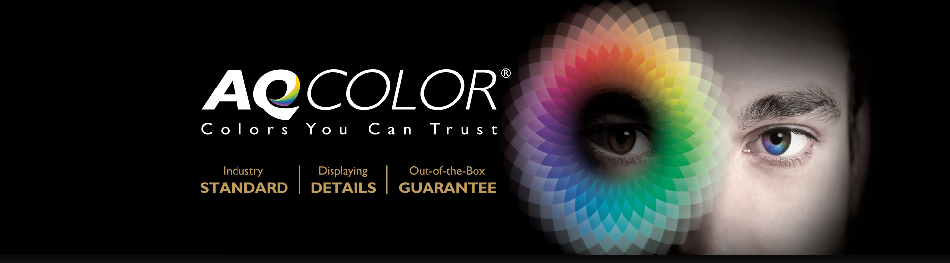 BenQ IPS 27 inch monitor sw270c is equipped with the AQCOLOR technology, which brings trust colors.