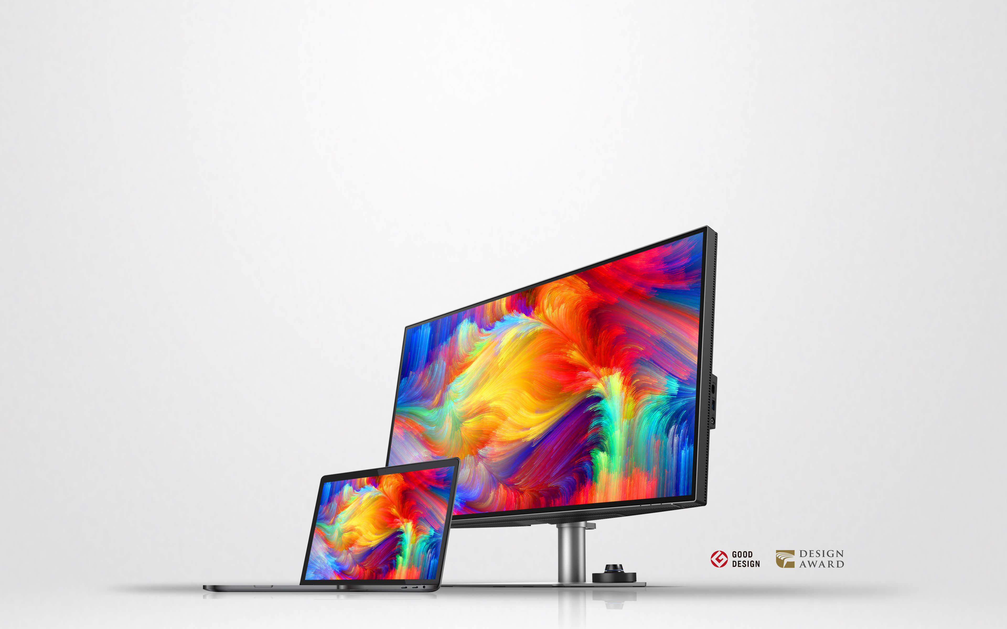 BenQ 4K USB-C Monitor for Macbook Pro PD3220U comes with an upgraded color to satisfy the needs of the designers.