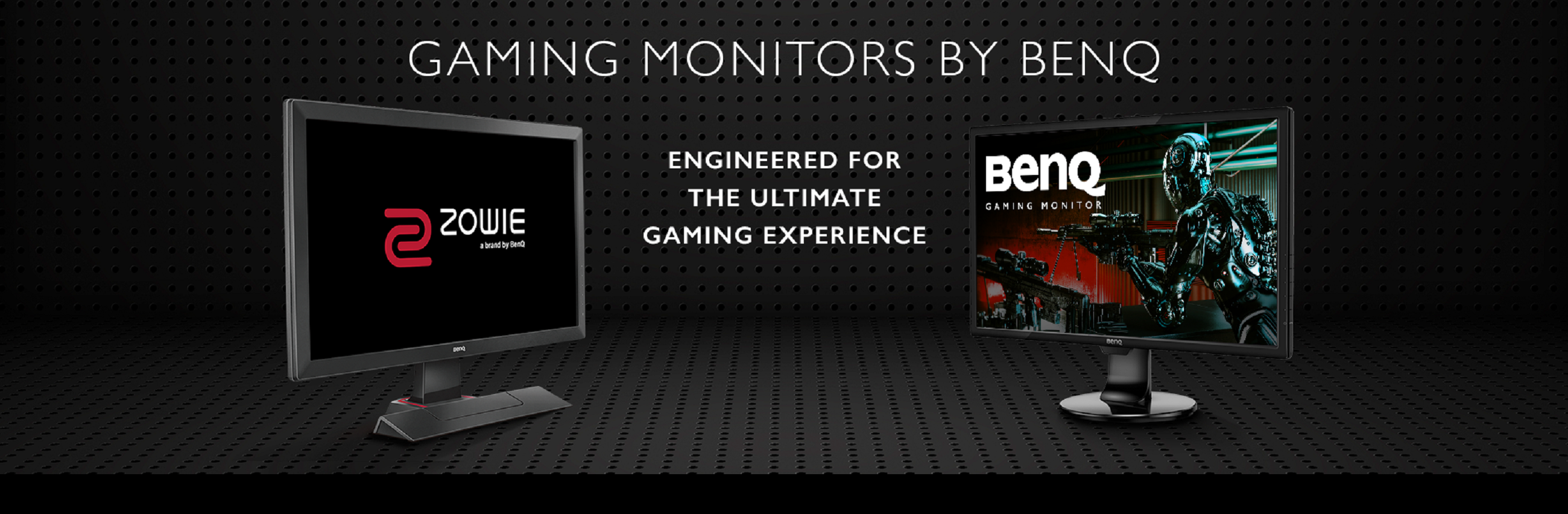 BenQ Gaming Monitors