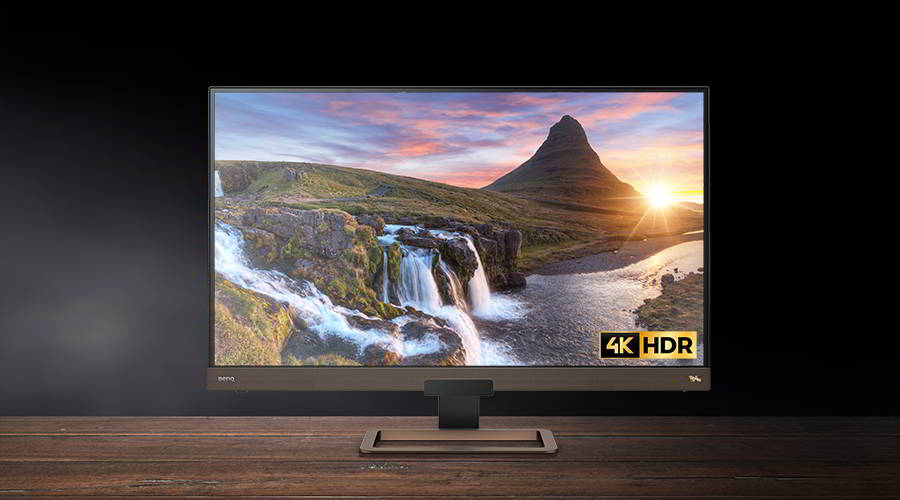 Welcome to 2020, when 4K HDR is required. The BenQ EW3280U is here to help.