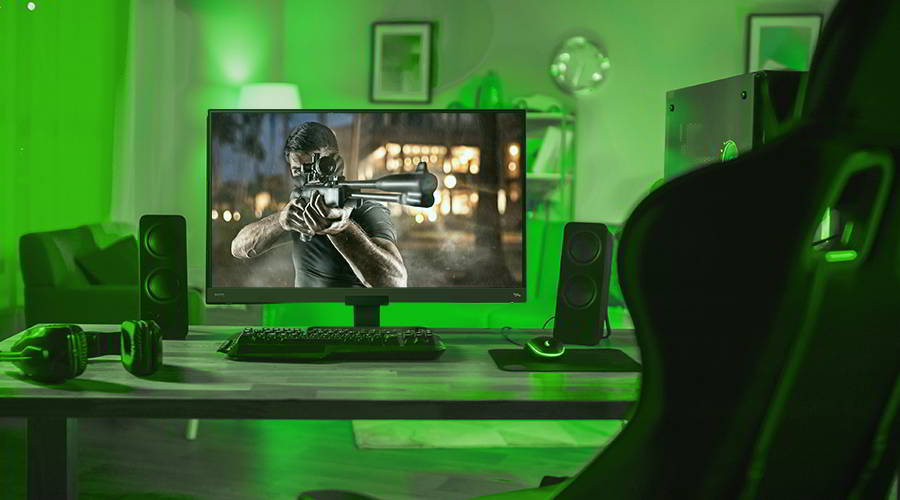 Gaming monitors with FreeSync often support G-Sync unofficially – no harm in trying.