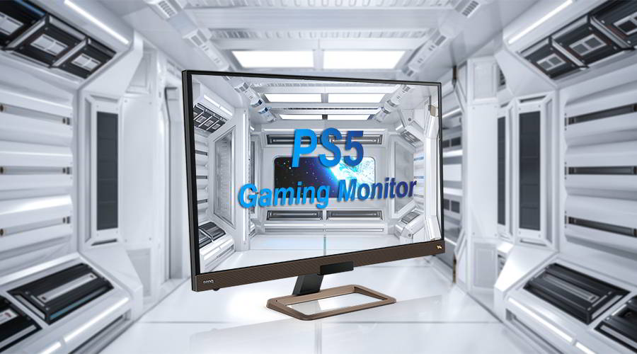 The BenQ EW3280U 4K 60Hz IPS monitor offers everything you need for your new PS5