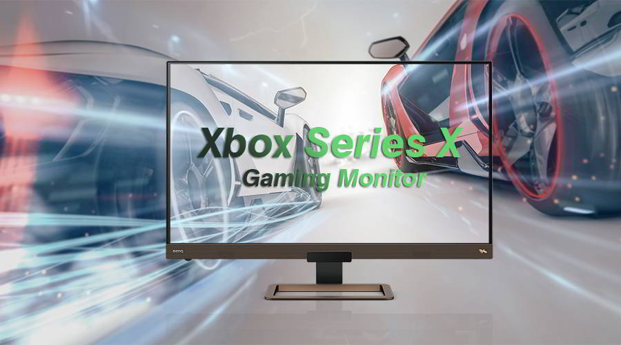 "The 32"" EW3280U monitor with 4K and HDR offers an ideal match for the new Xbox Series X"