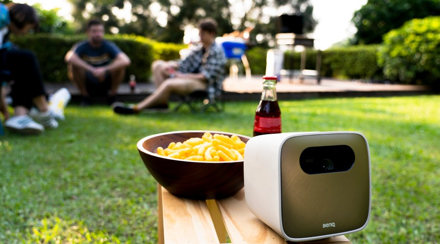 outdoor portable projector is one of the best gadgets for summer 2020