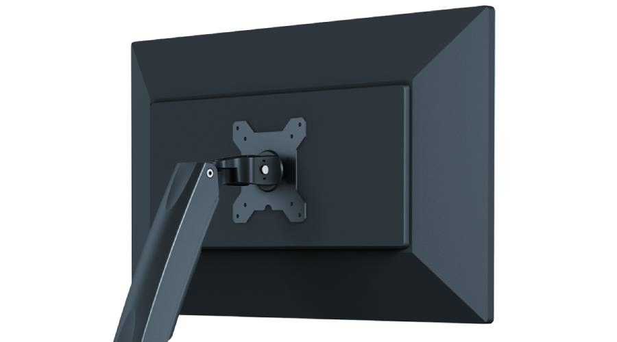 A VESA mount ensures compatibility when looking for a way to mount your TV or monitor.