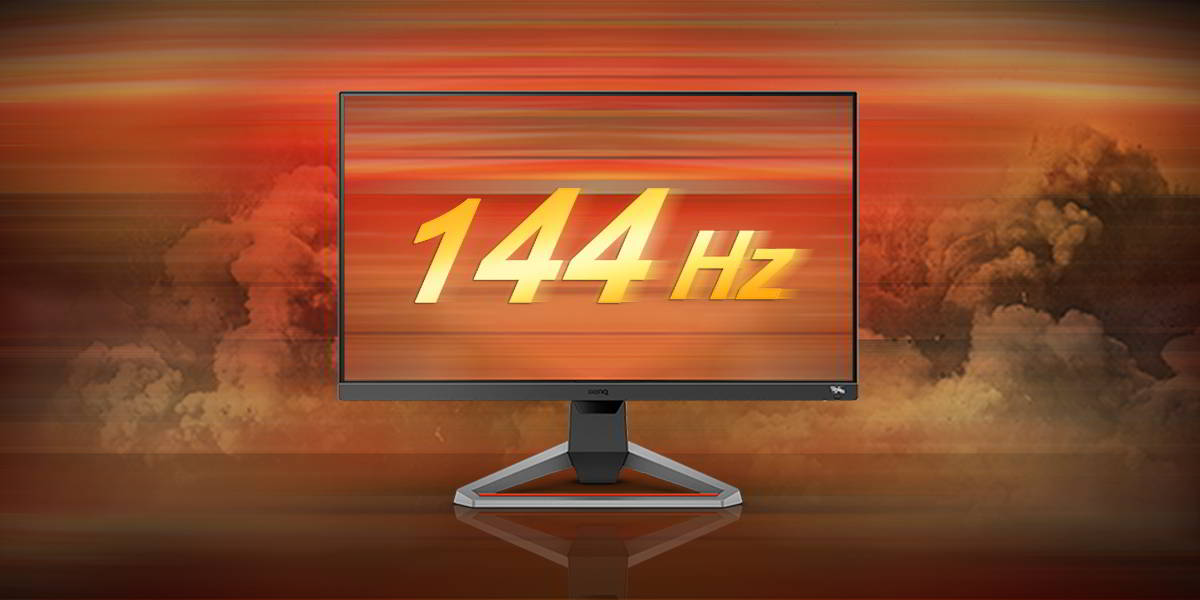 Why a Higher Refresh Rate Gaming Monitor? | BenQ Singapore