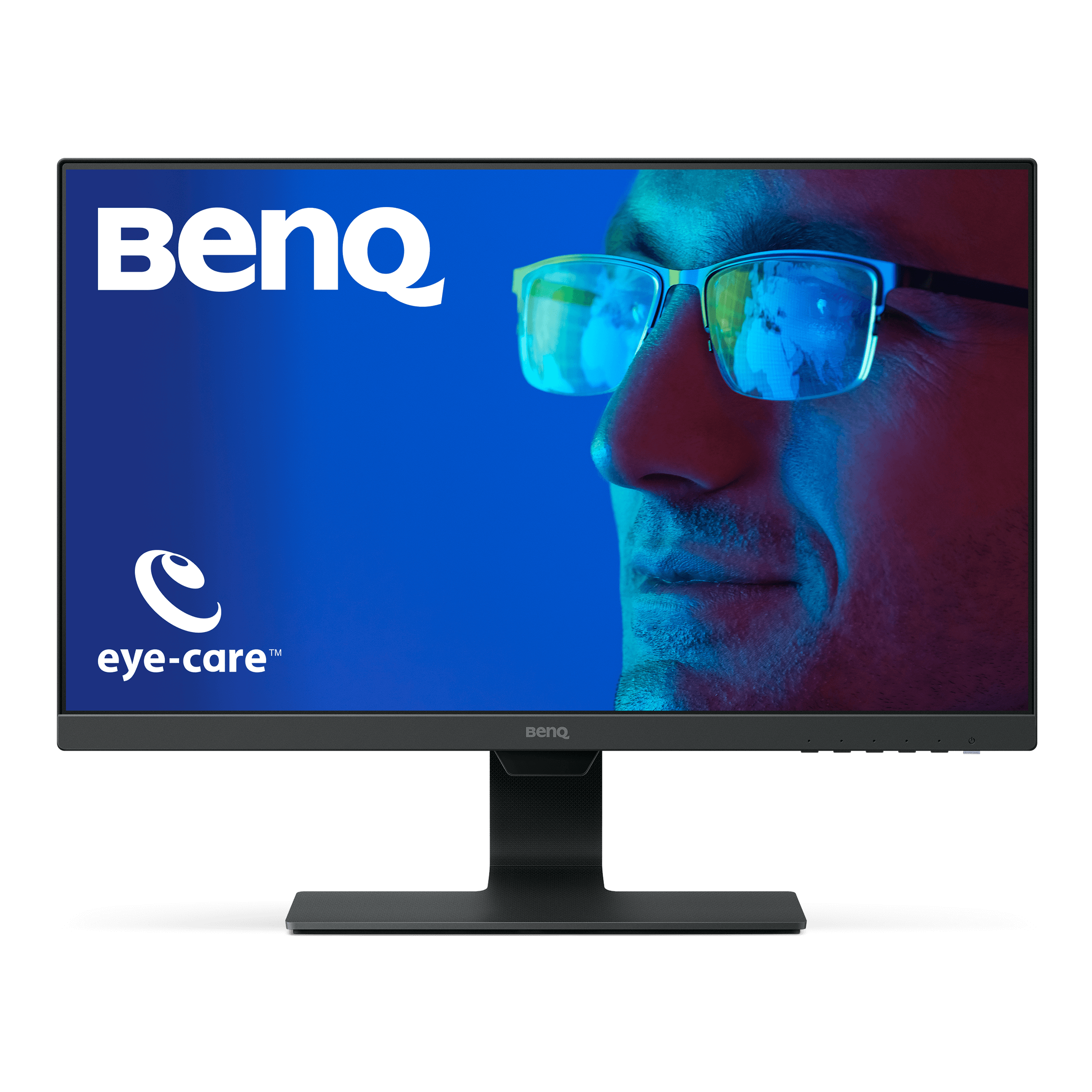 GW2480 Stylish Monitor with Eye-care Technology | BenQ