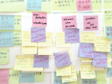 benq-wit-post-it-notes