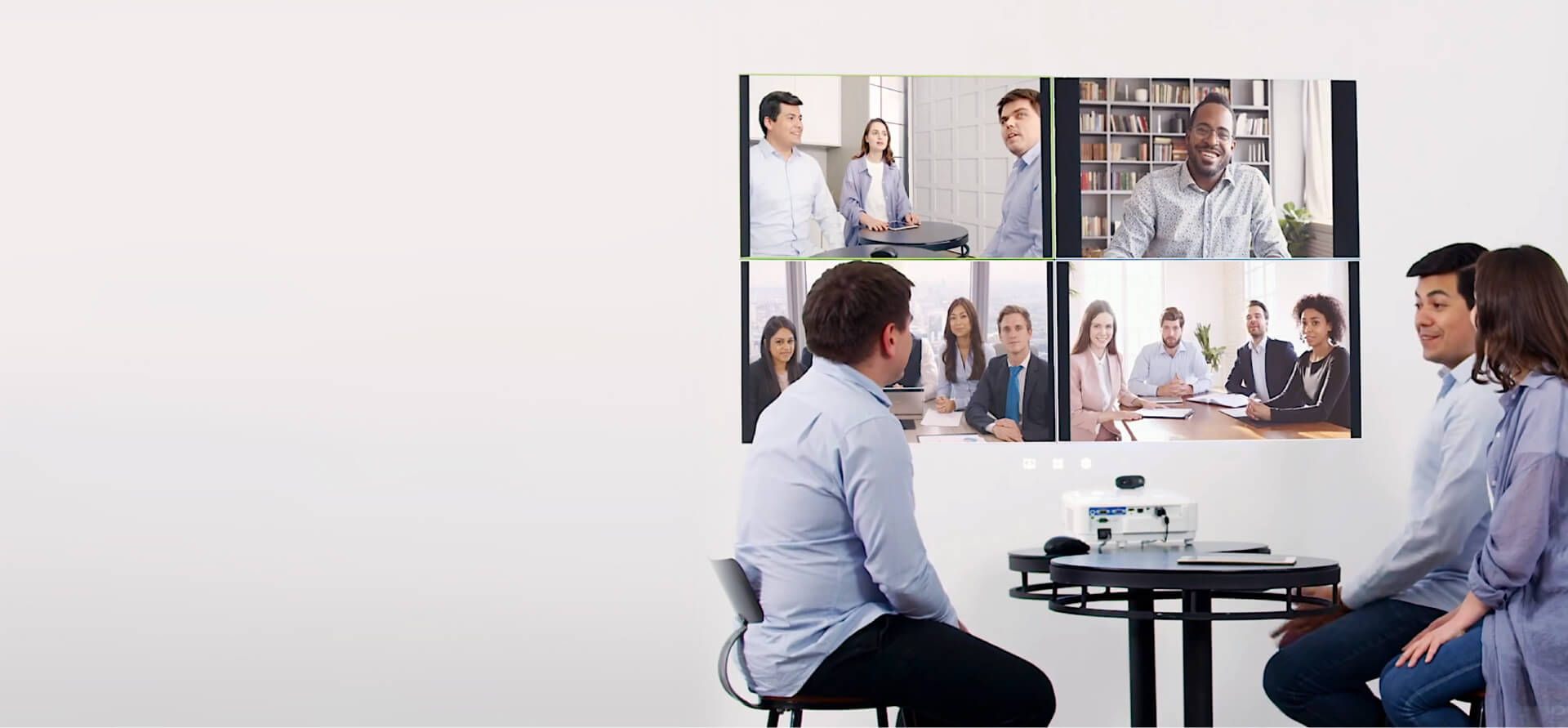 Video conference equipment