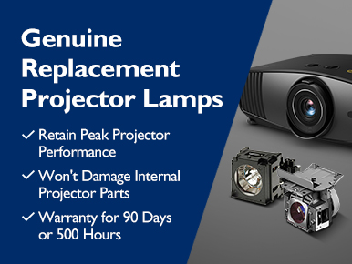 BenQ projector Lamps and replacement