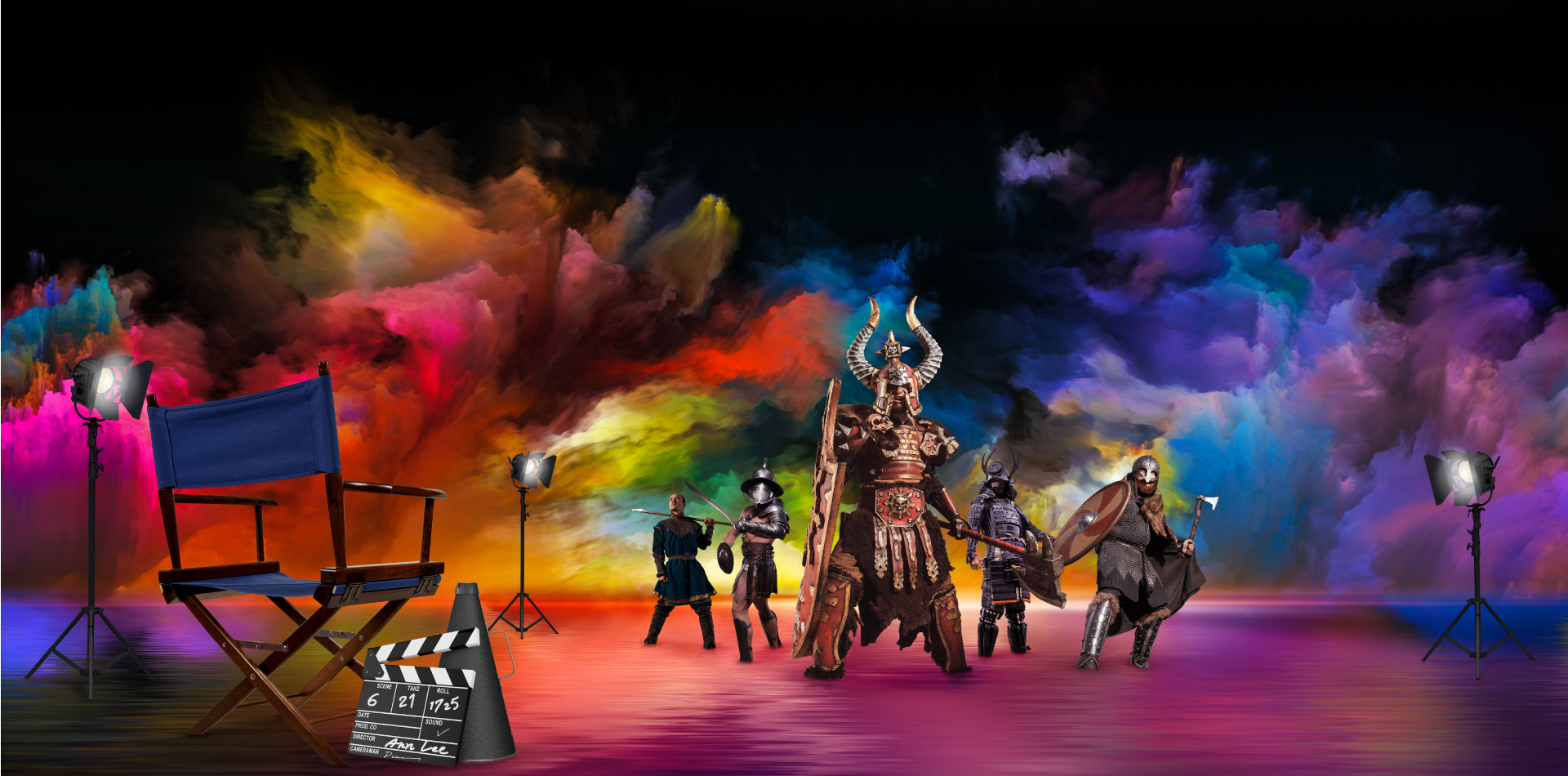 CinematicColor for Colors as Directors Envisioned