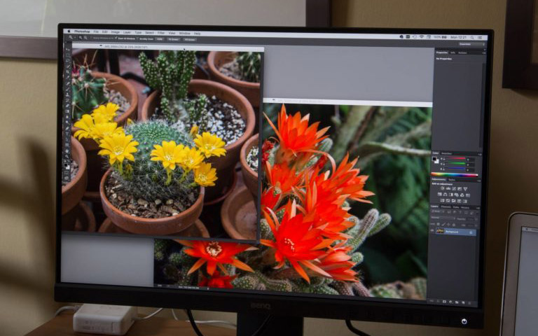 "Keith Cooper Reviews BenQ SW240 24"" Photography Monitor"