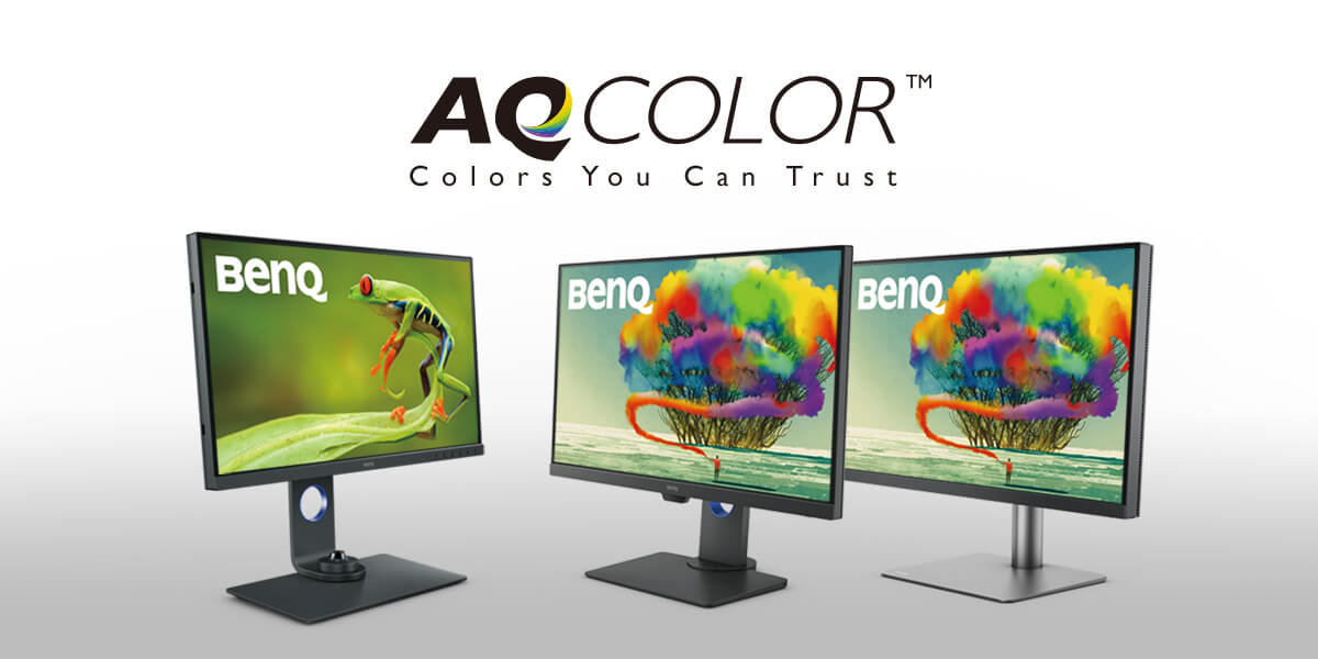 AQ color monitor