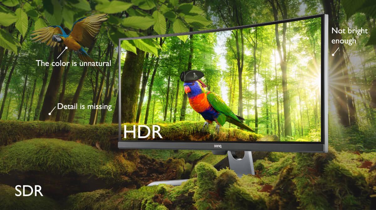 EX3501R HDR