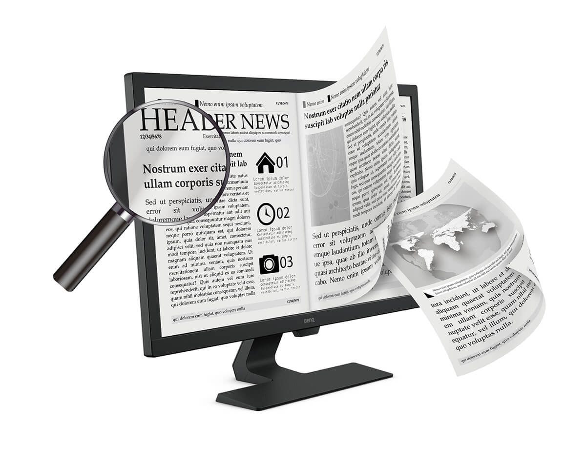 epaper mode provides clear black and white reading layout without no distractions and suitable on-screen brightness