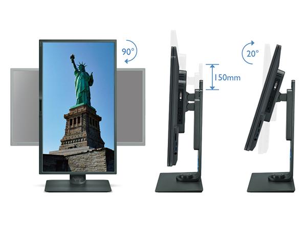 ergonómico monitor de diseño