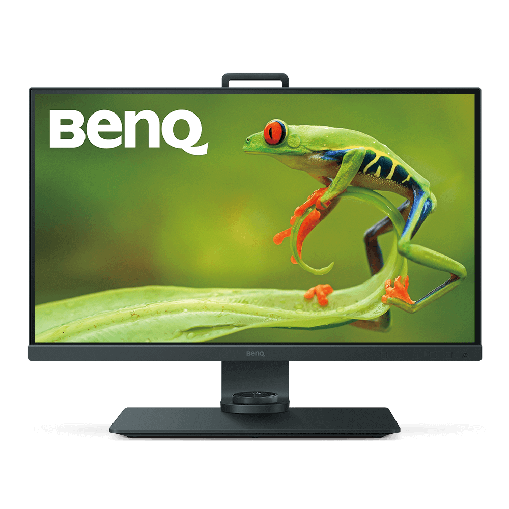 SW271 Photographer Monitor with 27 inch 4K Adobe RGB | BenQ