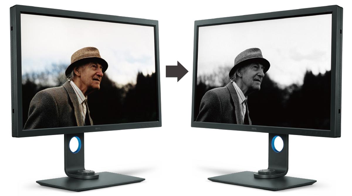 Photo editing 4K HDR Monitor, 10-bit, Adobe RGB, IPS | BenQ