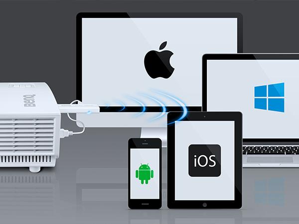Compatible con varios sistemas operativos