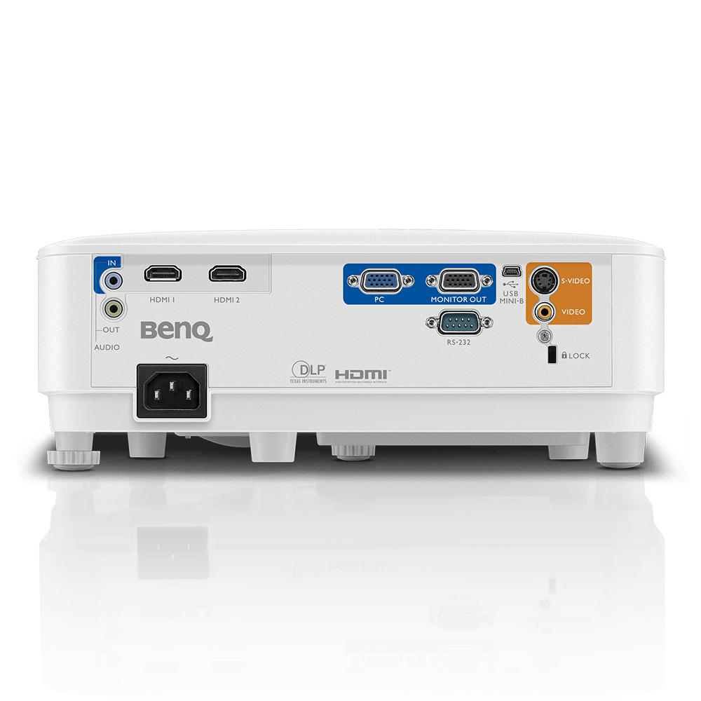 Mh550 Eco Friendly 1080p Business Projector Benq