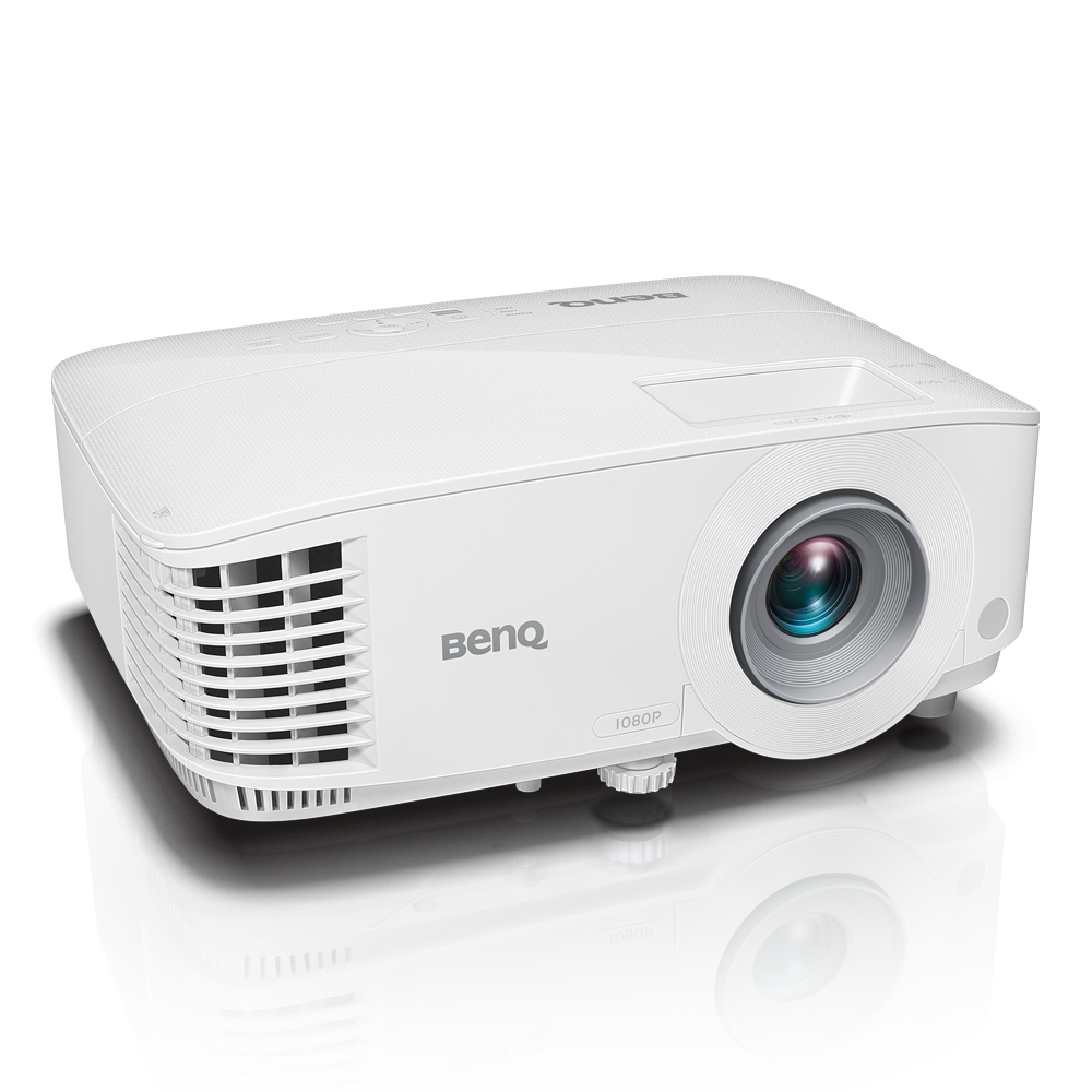 Mh733 full hd network business projector benq for Best pocket projector for business
