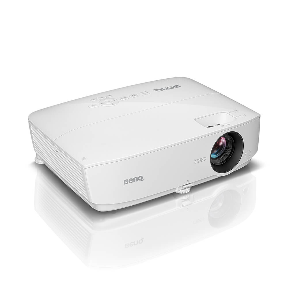 Ms531 eco friendly svga business projector benq for Best pocket projector for business