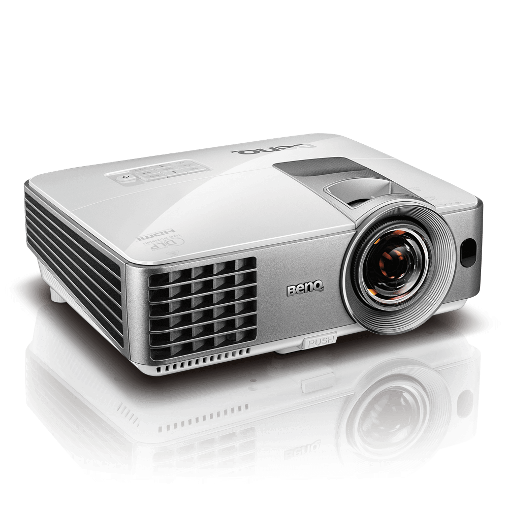 Mw632st small space wxga business projector benq for Best pocket projector for business