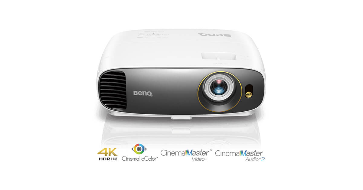 W1700 CineHome-Home Cinema Projector | BenQ Home Projector