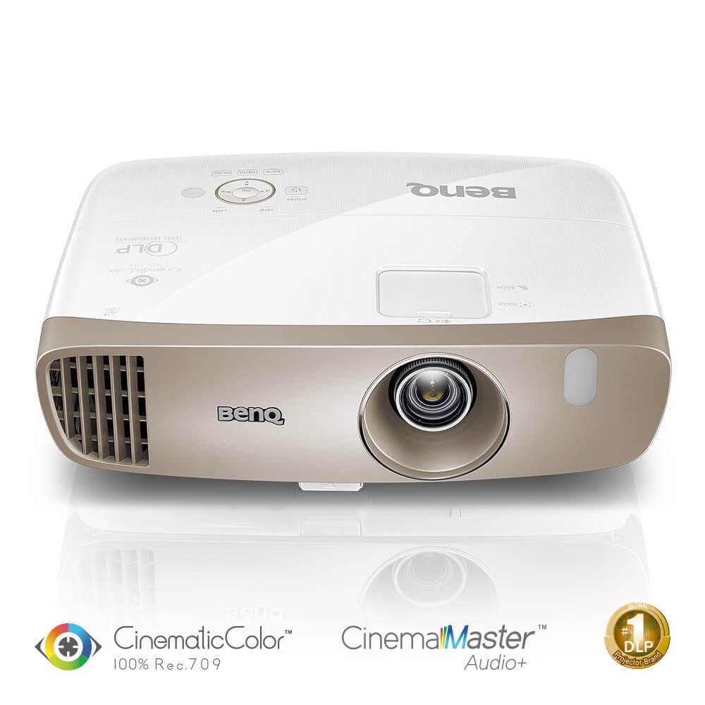 c20928844 W2000 CinePrime Series with 100% Rec.709 Home Cinema Projector | BenQ