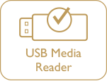 USB Media Reader icon