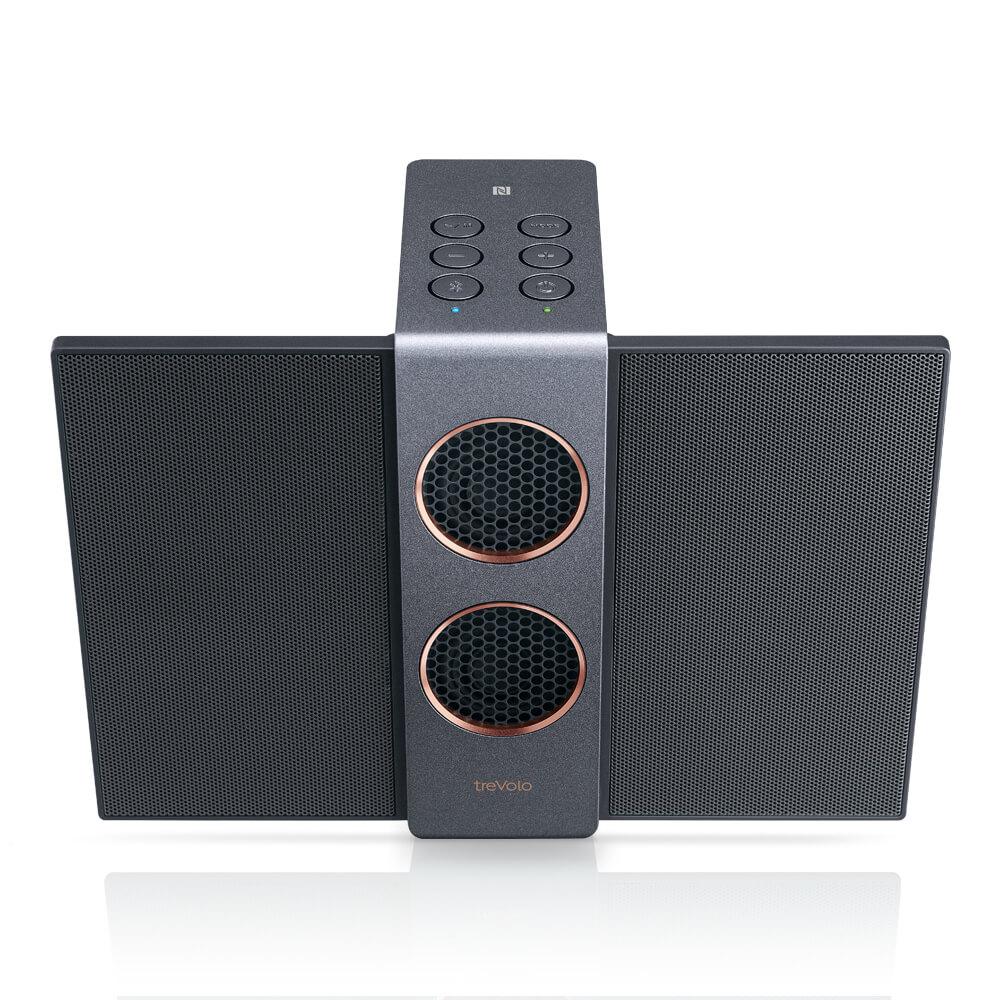 treVolo S Bluetooth Portable Electrostatic Speaker | BenQ