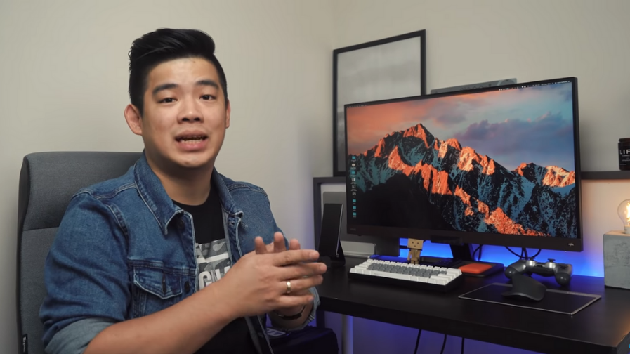 benq ew3280u 32inch 4k monitor review