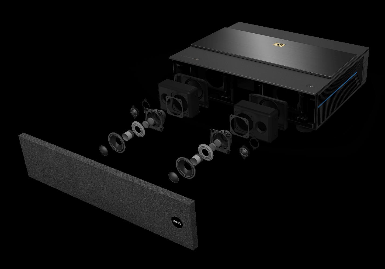 BenQ 發表 4K HDR 雷射電視 V6000 / V6050