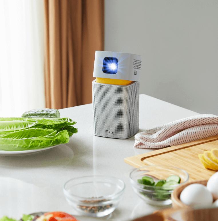 LED無線投影機GV1 -無線投影超方便