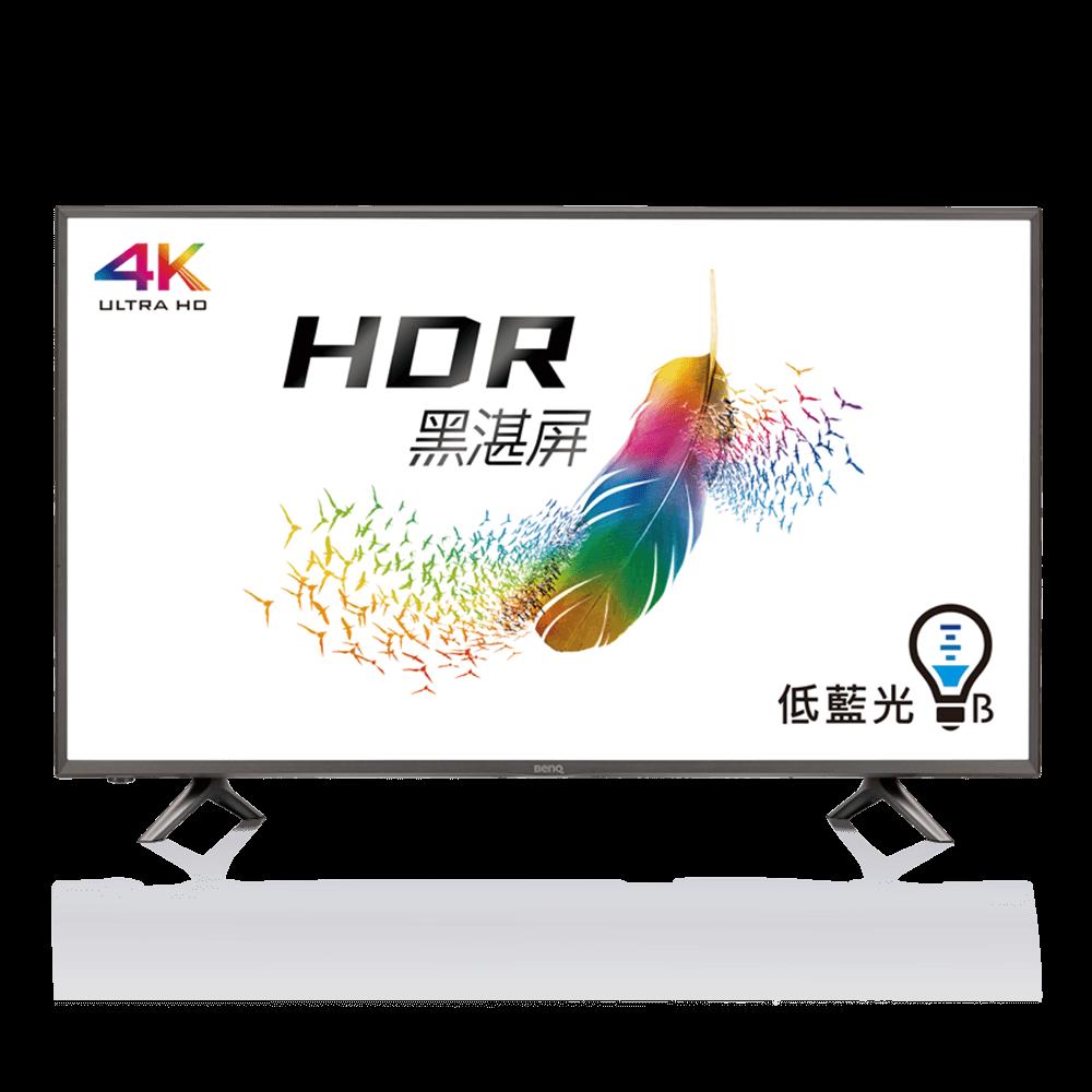 《名展影音》 BENQ 43JR700 護眼 4K HDR智慧連網43吋液晶電視
