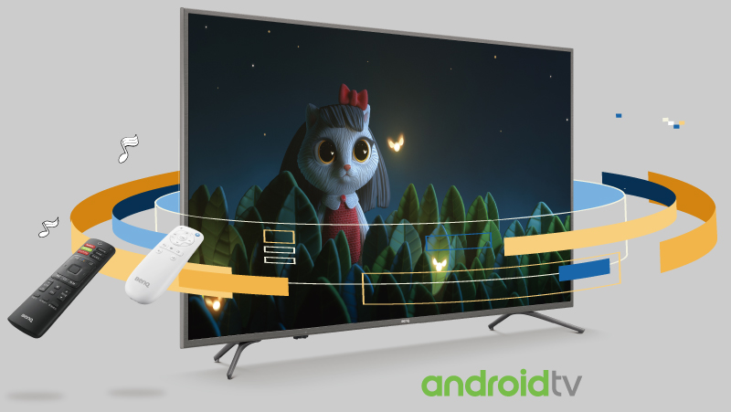 ANDROID TV_BenQ F55-710