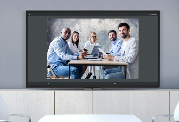 BenQ Duoboard CP6501K with Zoom Certified Video Conference Solution