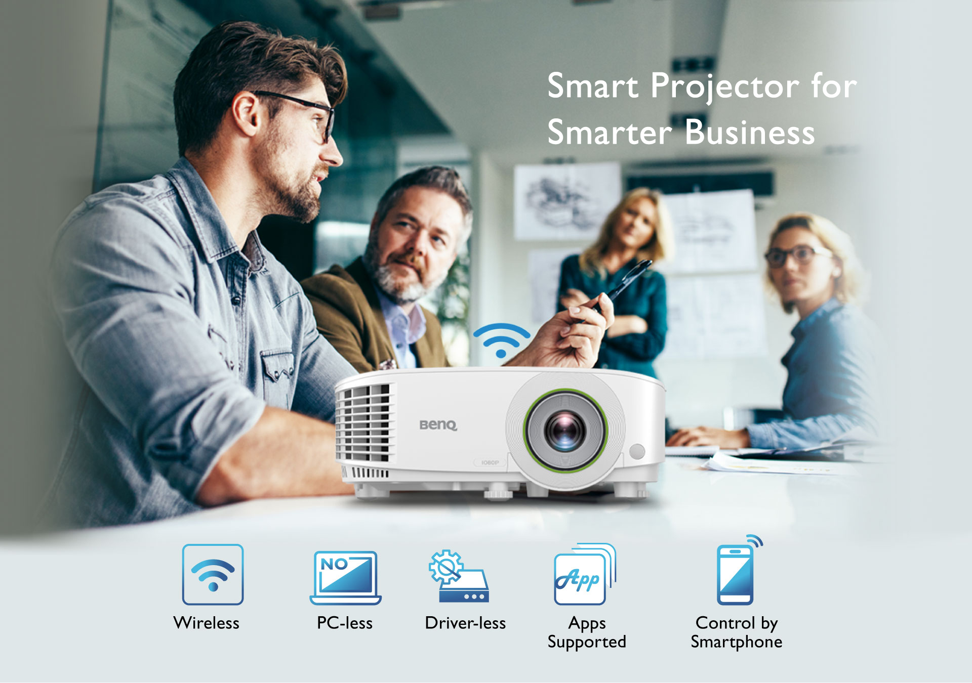business-smart-projector-business
