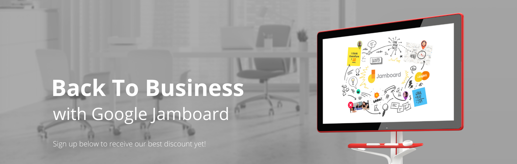 Jamboard special offer